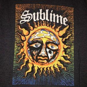 sublime Tops - Sublime TShirt Large
